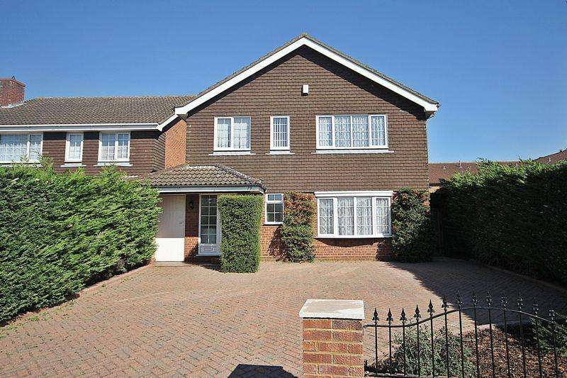 4 Bedrooms Detached House for sale in High Street, Flitwick