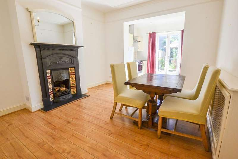 2 Bedrooms Flat for sale in Somerton Road, Cricklewood, London, NW2 1RJ