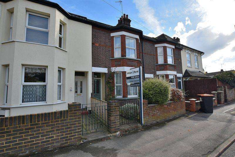 3 Bedrooms Terraced House for sale in Chiltern Road, Central Dunstable