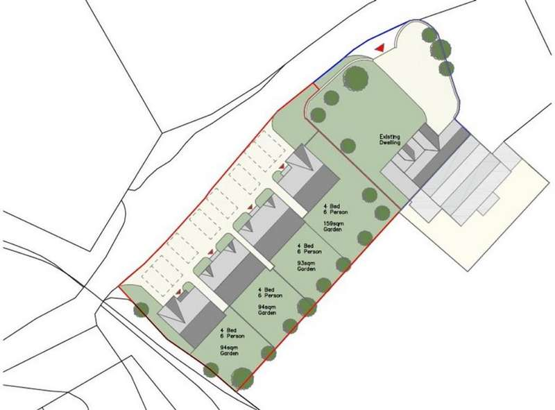 Land Commercial for sale in Stanley Cottages, Stoke Gifford, Bristol
