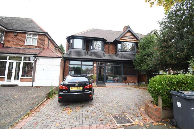 5 Bedrooms Semi Detached House for sale in Radstock Avenue, Hodge Hill, Birmingham