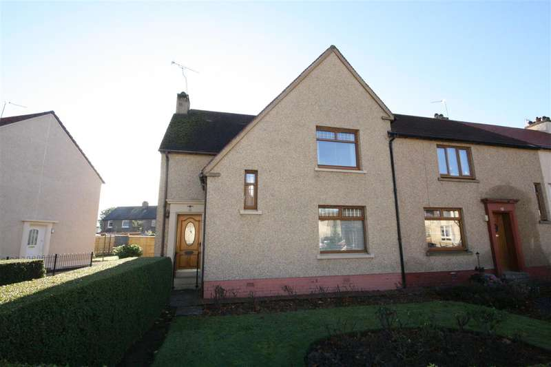 3 Bedrooms End Of Terrace House for sale in Haig Street, Grangemouth