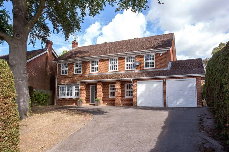 4 Bedrooms Detached House for sale in McCraes Walk, Wargrave, Berkshire, RG10