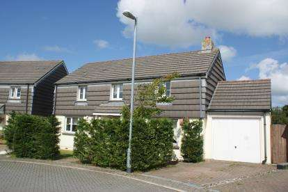 3 Bedrooms Detached House for sale in Delabole, Cornwall