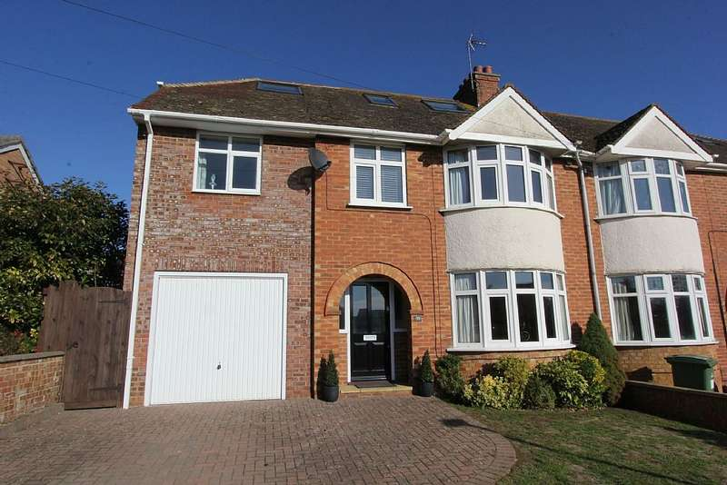 6 Bedrooms Semi Detached House for sale in Spring Lane, Olney, Buckinghamshire, MK46 5BP