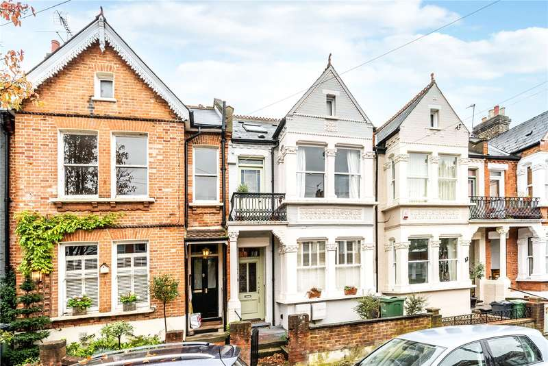 3 Bedrooms Flat for sale in Hawarden Grove, London, SE24