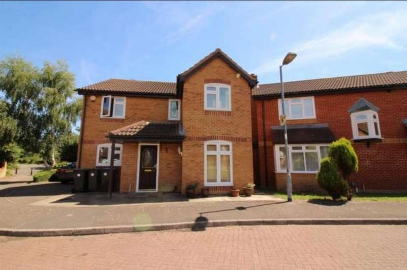 4 Bedrooms Detached House for sale in Blanchard Grove, EN3