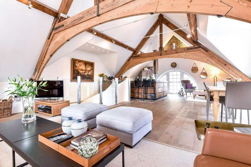 3 Bedrooms Flat for sale in Craven Gardens, Wimbledon
