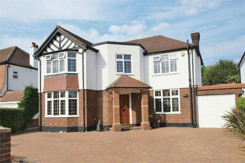 4 Bedrooms Detached House for sale in Elwill Way, Park Langley, Beckenham, Kent