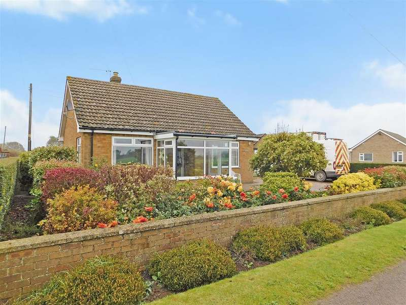 2 Bedrooms Detached Bungalow for sale in Brewster Lane, Wainfleet, Skegness, PE24 4QY