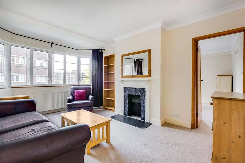 2 Bedrooms Flat for sale in Chiswick Village, Chiswick, London