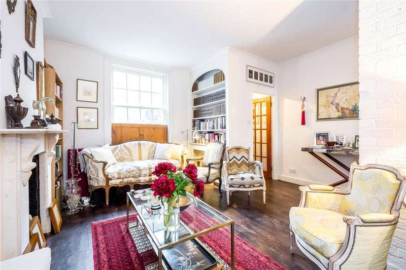 3 Bedrooms House for sale in Bouverie Place, London, W2