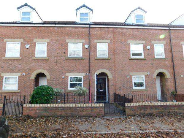 5 Bedrooms Terraced House for sale in ST LUKES PLACE, FERRYHILL, SPENNYMOOR DISTRICT