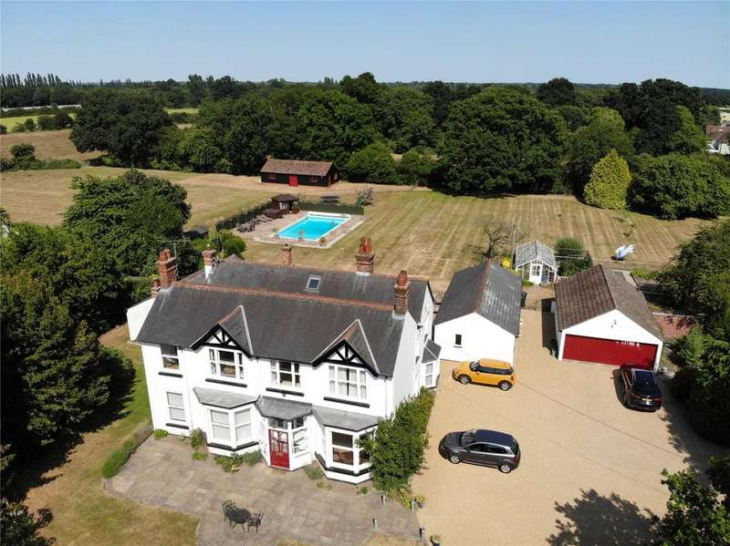 6 Bedrooms Detached House for sale in The Causeway, Great Horkesley, Colchester, CO6