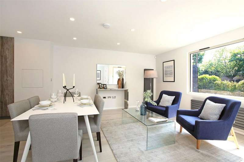 3 Bedrooms Terraced House for sale in Dockside Terrace, 265 Rotherhithe Street, London, SE16