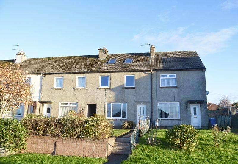 3 Bedrooms Terraced House for sale in Ellisland Square, Ayr