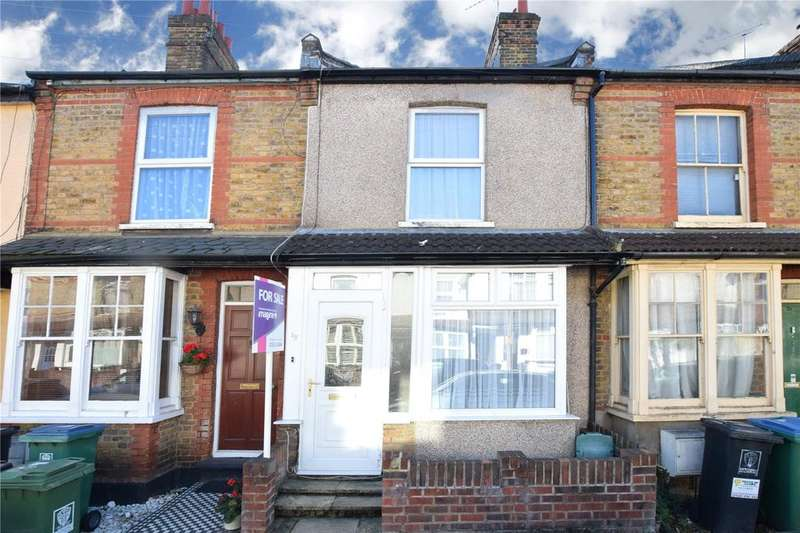 2 Bedrooms Terraced House for sale in Cecil Street, Watford, Hertfordshire, WD24