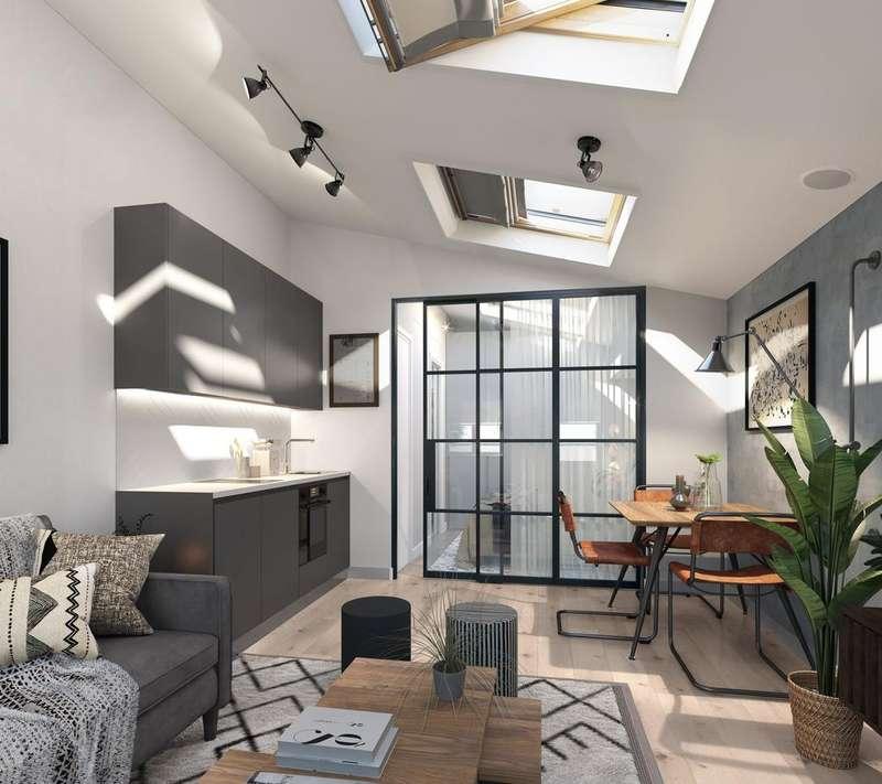 Studio Flat for sale in 4 Union Lofts