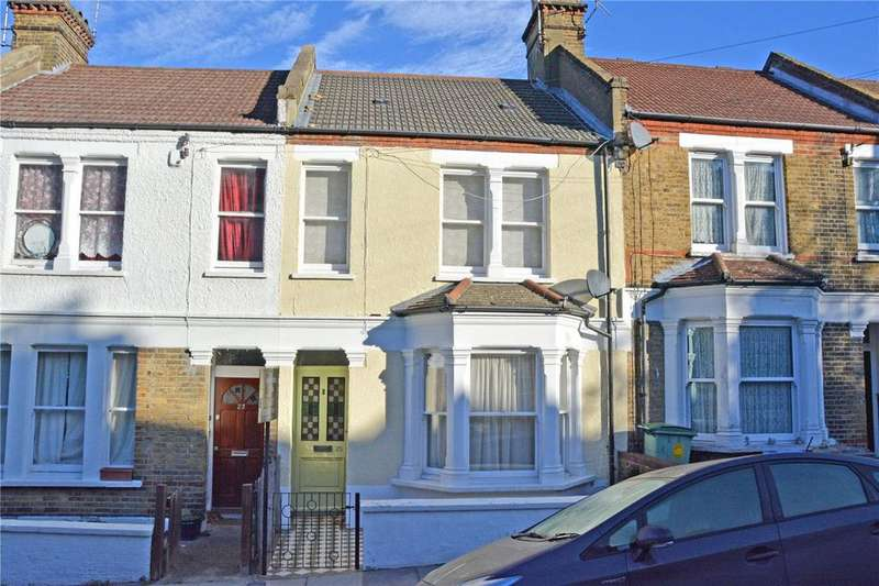 3 Bedrooms Terraced House for sale in Dallin Road, Shooters Hill, London, SE18