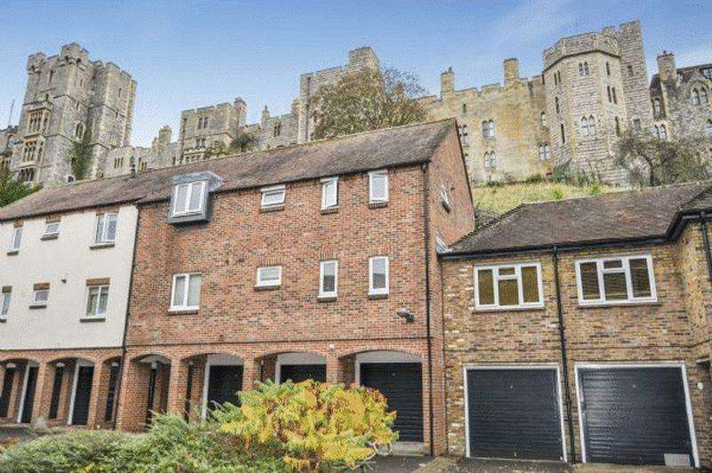 2 Bedrooms Apartment Flat for sale in Chapter Mews, Windsor