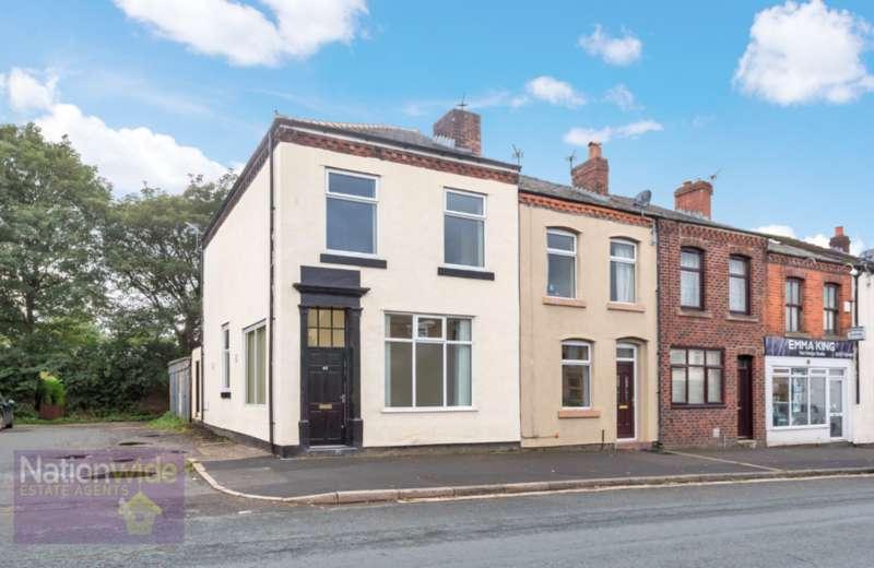 3 Bedrooms Terraced House for sale in Chorley Road, Adlington, PR6 9LJ