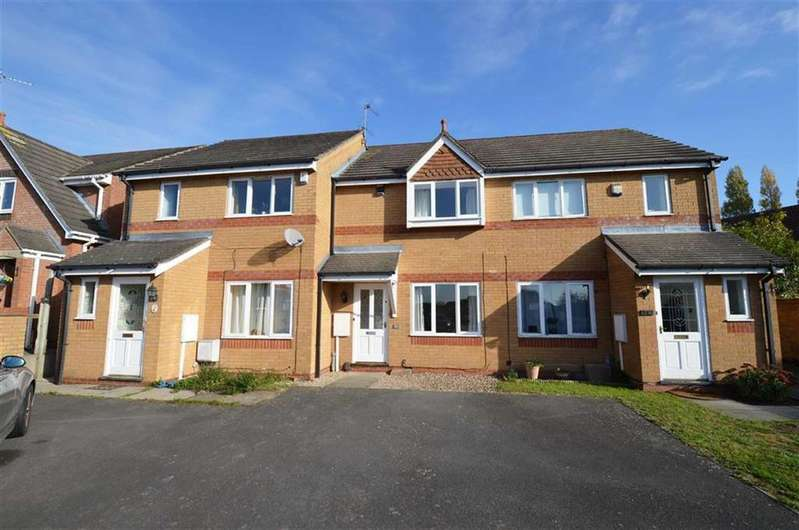 2 Bedrooms Town House for sale in Ferrars Court, Thorpe Astley