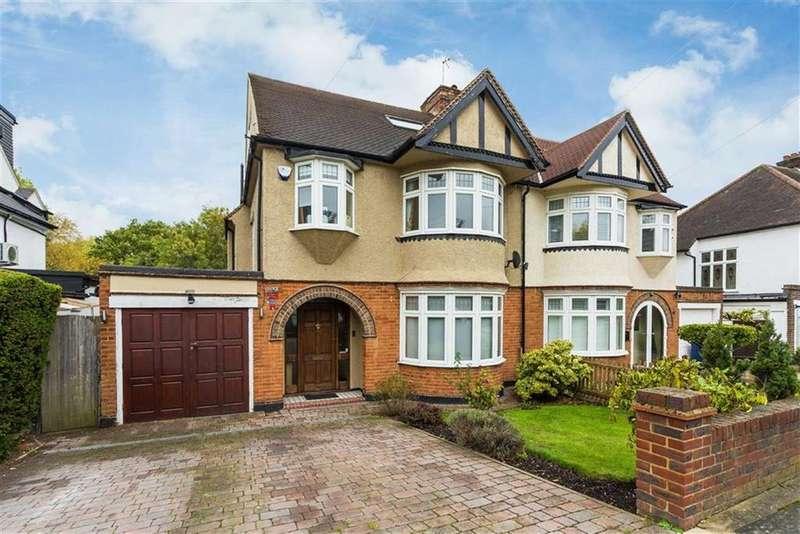 4 Bedrooms Semi Detached House for sale in Gresham Avenue, Whetstone, London