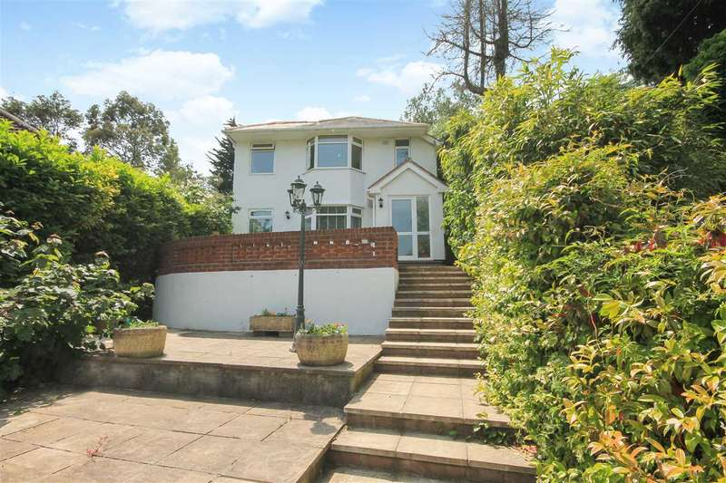 4 Bedrooms Detached House for sale in Norman Avenue, Poole