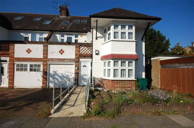 5 Bedrooms Property for sale in Templars Crescent Finchley London