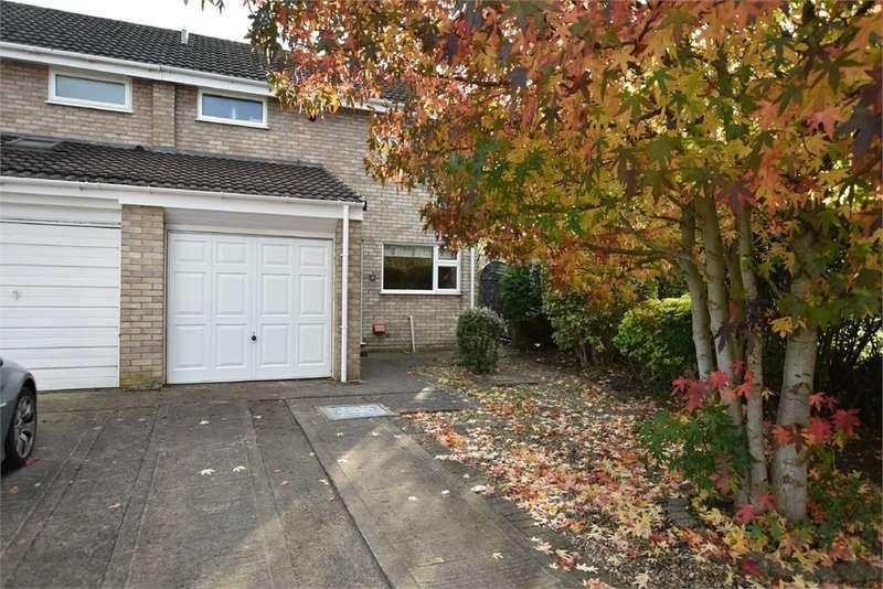 3 Bedrooms Semi Detached House for sale in Birdlip Close, Nailsea, Bristol, North Somerset
