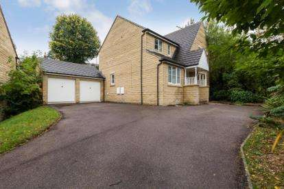 4 Bedrooms Detached House for sale in Totley Hall Drive, Sheffield, South Yorkshire