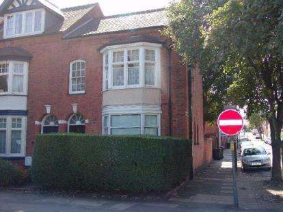1 Bedroom Flat for sale in Victoria Park Road, Clarendon Park, Leicester