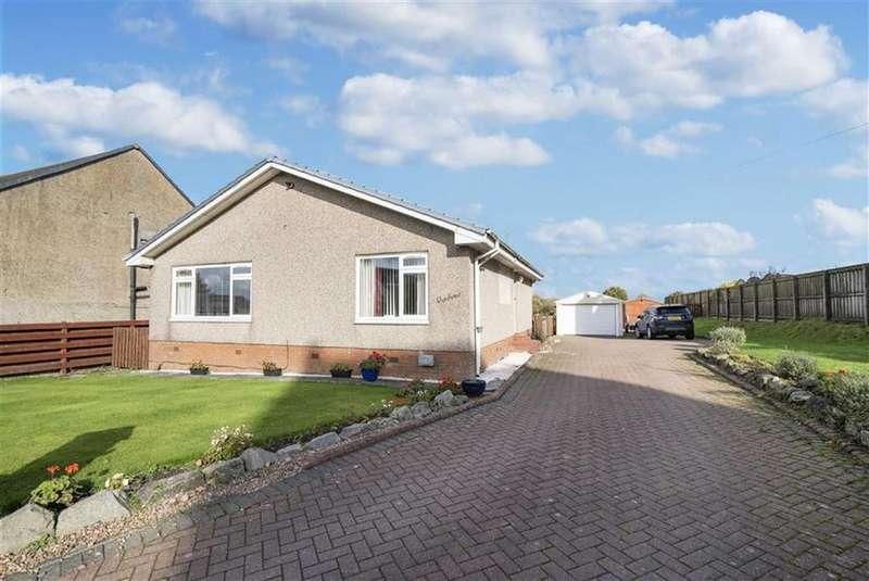 2 Bedrooms Detached Bungalow for sale in Broomhill Road, Bonnybridge, Stirlingshire