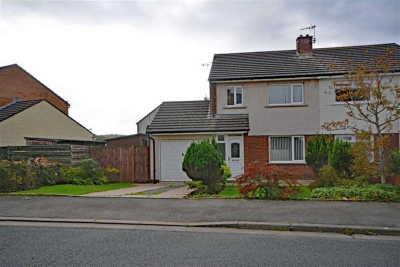 3 Bedrooms Semi Detached House for sale in Lowther Road, MILLOM, Cumbria