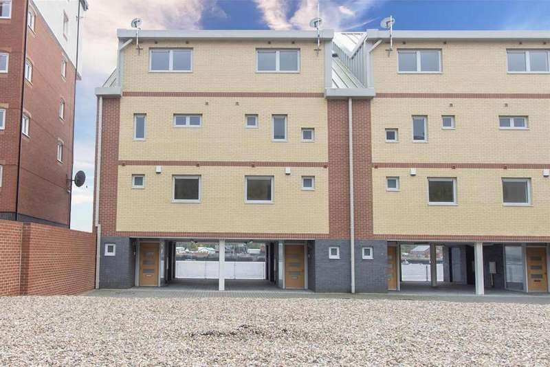 4 Bedrooms End Of Terrace House for sale in Swan Quay, North Shields
