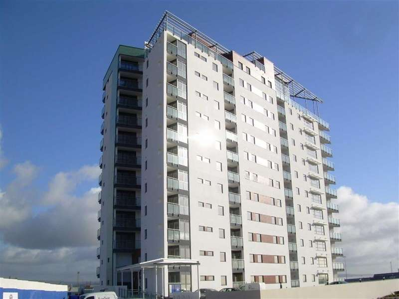 2 Bedrooms Penthouse Flat for sale in Aurora, Maritime Quarter, Swansea
