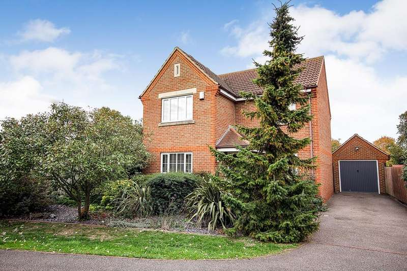 4 Bedrooms Detached House for sale in Pound Close, Upper Caldecote, SG18