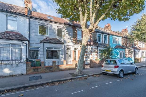 4 Bedrooms Terraced House for sale in Pulleyns Avenue, East Ham, London