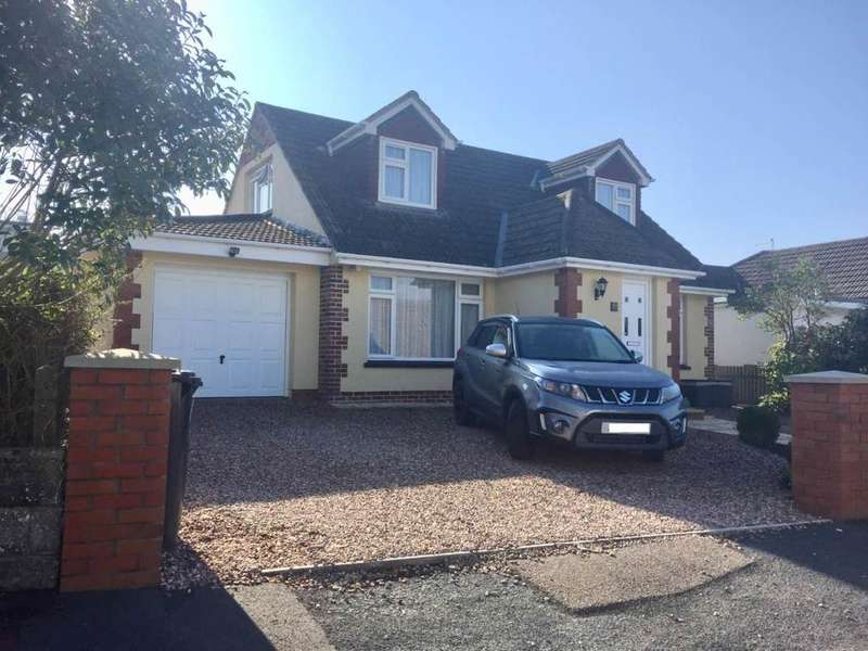 4 Bedrooms Detached House for sale in Pilton, Barnstaple