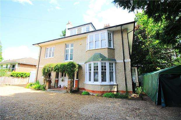 7 Bedrooms Detached House for sale in Meyrick Park, Bournemouth, Dorset, BH2