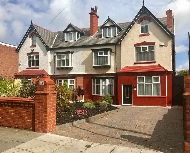 7 Bedrooms House for sale in Penkett Road, Wallasey, CH45 7QW