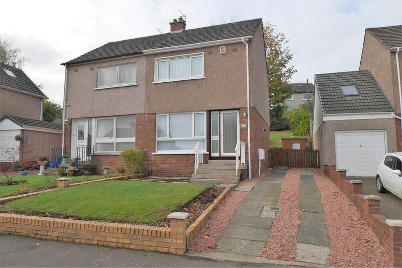 2 Bedrooms Semi Detached House for sale in Fern Drive, Barrhead G78