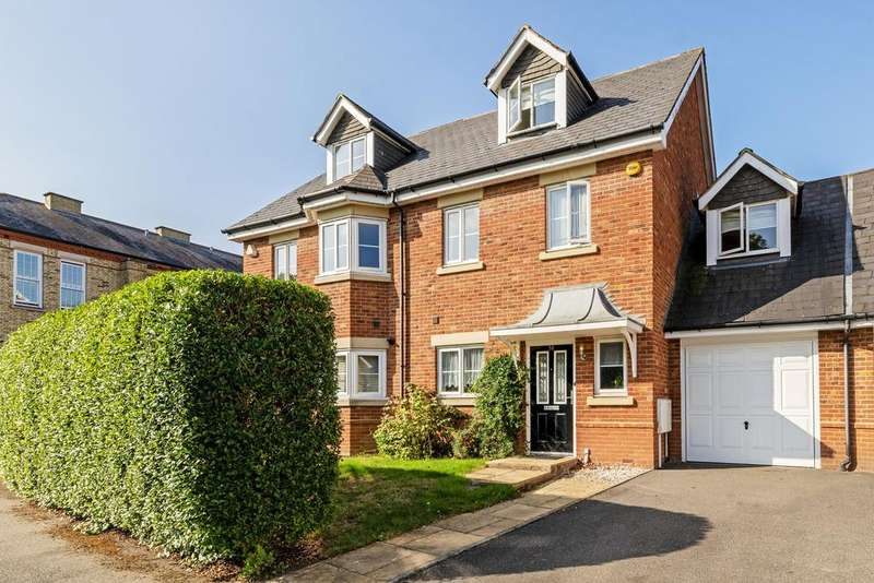 4 Bedrooms Semi Detached House for sale in Epsom
