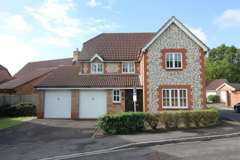 4 Bedrooms Detached House for sale in Upmill Close, West End