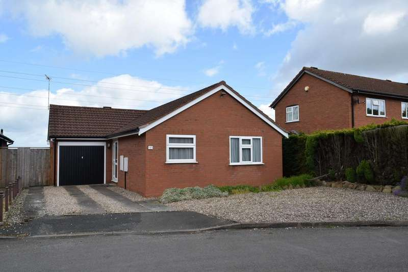2 Bedrooms Detached Bungalow for sale in Hopkins Heath, Shawbirch, Telford, Shropshire, TF5 0LZ