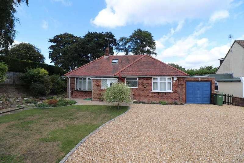 3 Bedrooms Chalet House for sale in Caversham Close, West End