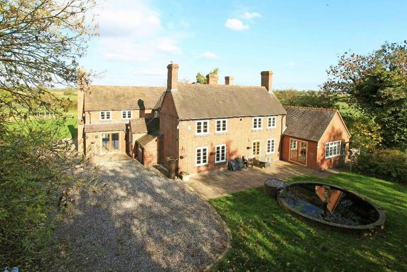 5 Bedrooms Detached House for sale in Strinebrook House, The Hinks