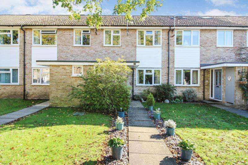 3 Bedrooms Terraced House for sale in Meyrick Drive, Newbury