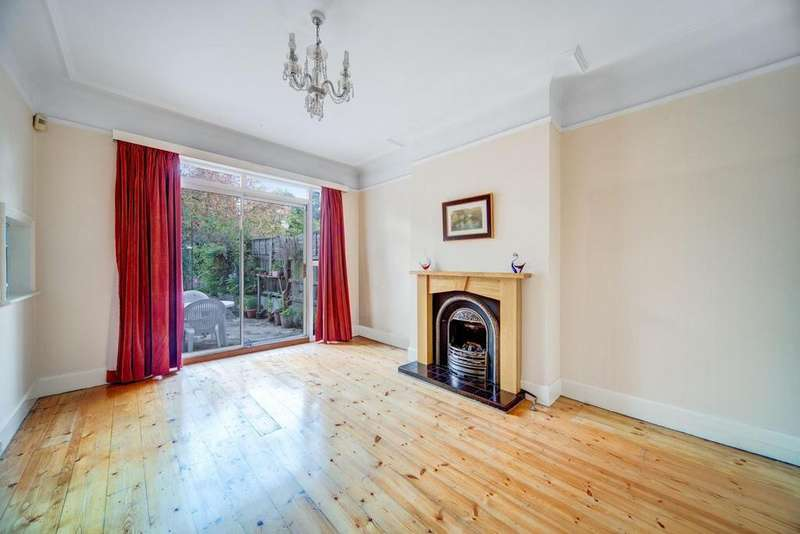 4 Bedrooms Semi Detached House for sale in Donnington Road, Brondesbury Park, London
