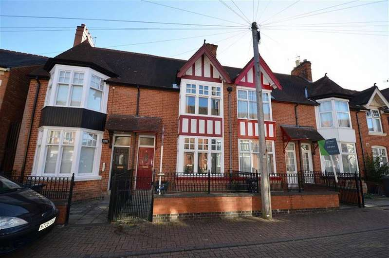 3 Bedrooms Terraced House for sale in Church Avenue, Leicester